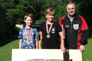 Großer Erfolg für junge Schützen aus Unterweitersdorf