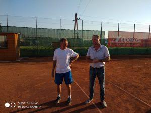 Ein Urgestein der Sektion Tennis beendet mit Ende des Jahres seine ehrenamtliche Tätigkeit als Tennisplatzwart