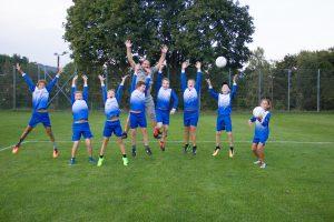 Zwei Teams aus Unterweitersdorf bei der Mini-U10-WM