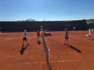 Tennis Saisoneröffnung 2019