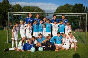 Vajgar Football Challenge 2019