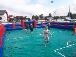 Fußballcamp in UWD