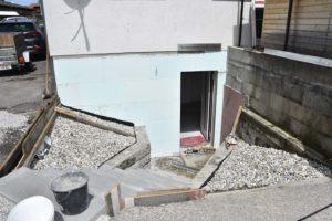 Fortschritt der Umbauarbeiten und andere freudige Ereignisse