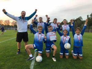 U14 schafft souverän Vizemeistertitel!!!
