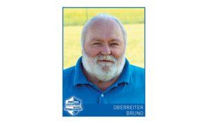 Bruno Oberreiter wird 70 Jahre